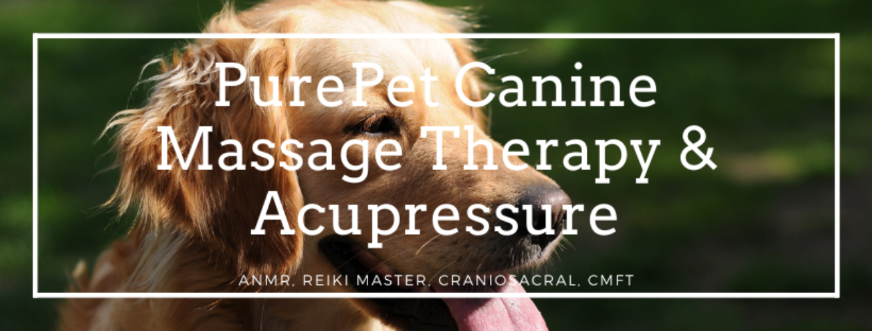 Pure Temple Organics & Canine Massage Therapy